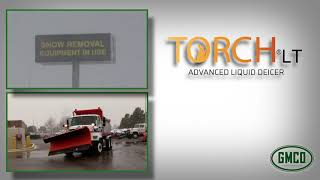 GMCO's Top Performing Torch Line of Liquid Anti-Icers