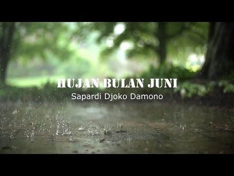 Musikalisasi Puisi - Hujan Bulan Juni (Sapardi Djoko Damono)
