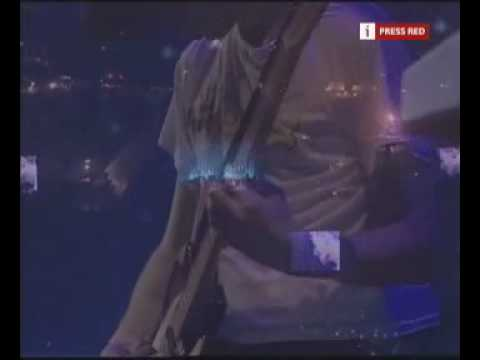 Radiohead - Glastonbury Festival 2003 - [13] Sail To The Moon
