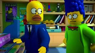 Симпсоны   самые самые смешные моменты №2