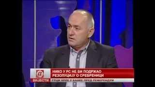 Borislav Bojić gost Vijesti ATV