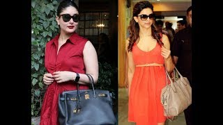 Bollywood Actresses Own Costliest Bags || Bollywood Latest News || Actress Life Style||News Bulletin