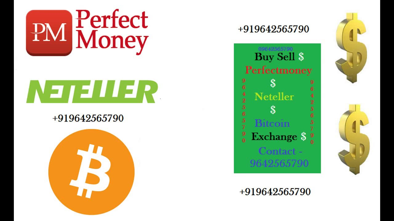 Exchange Perfect Money to Bitcoin (Buy BTC with PM) | PayBis