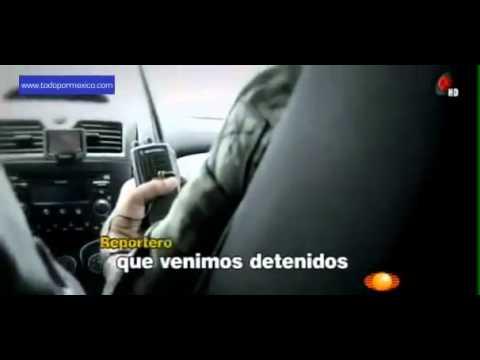 NARCOS tienen radios de uso exclusivos de ejército, Y escuchan todo.