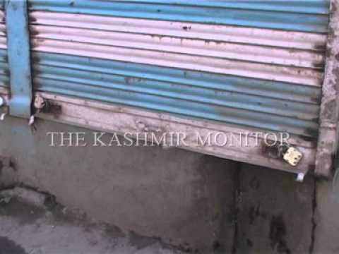 Sopore killings: Separatists strike hits normal life in Kashmir