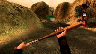 Postal 2 [PC] Gameplay [German] - Der Amok Simulator