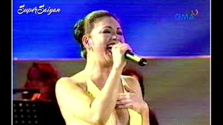 Reigning Still 7: AND I AM TELLING YOU - Sarah, Sheryn, Kyla and QUEEN Regine Velasquez