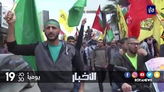 مسيرات لحركة حماس في نابلس وجنين تنديدا بجريمة اغتيال أحمد جرار - (9-2-2018)