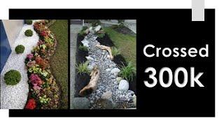 Landscape Design/ Garden ideas. Pathways & pebble Designs.