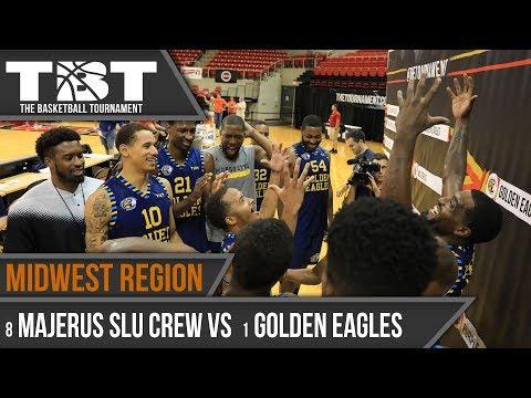 2017 TBT Midwest Region Recap - #8 Majerus SLU Crew vs #1 Golden Eagles