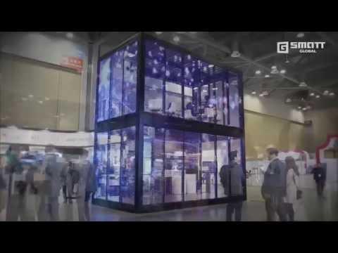G-Smatt America - G-Tainer, a multimedia modular container 멀티미디어 기능을 갖춘 모듈러컨테이너