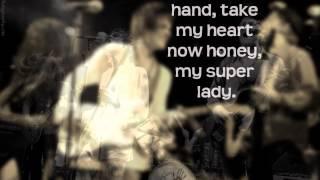 Lipstick Wonder Woman - Tyler Bryant & The Shakedown (Lyric Video)