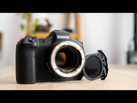 Built-in ND filters on Mirrorless | Canon EOS R Filter Mount