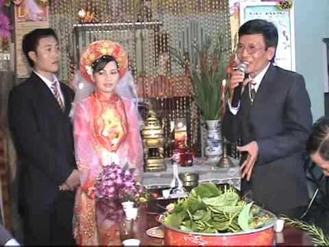 Lễ Thành Hôn Văn Thoại - Ái Tưởng (3.6.2010 - 21.4 Canh Dần)