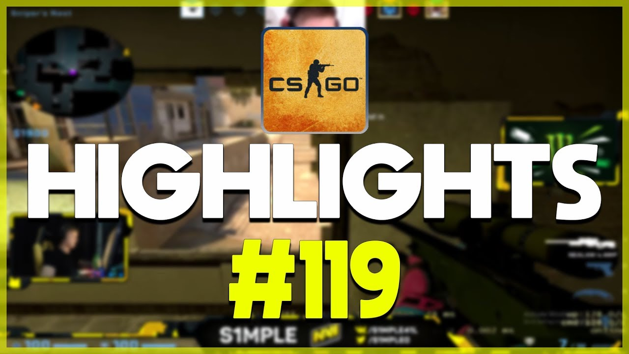 s1mple Outplays ropz! - CS:GO Stream Highlights #119