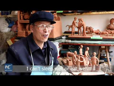 Old Imp: the clay sculptor on the Loess Plateau