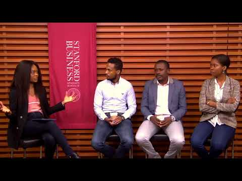 Q&A with the Africa Business Club | MBA Student Insights