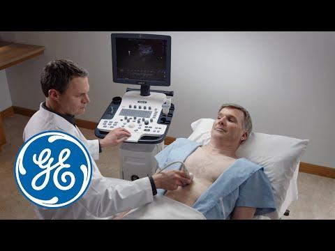 Hand in hand for a healthier world - LOGIQ V5 ultrasound