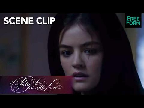 Pretty Little Liars   Season 7, Episode 16: Aria Destroys Ali And Emily's Nursery   Freeform