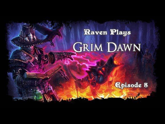 Lets Play - Grim Dawn Episode 8 - We find the Warden!!
