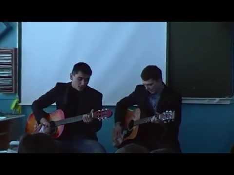 Голубые Береты - Ордена (cover) Леший-ТВ