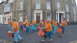 Old School Samba at Dover Carnival 2017