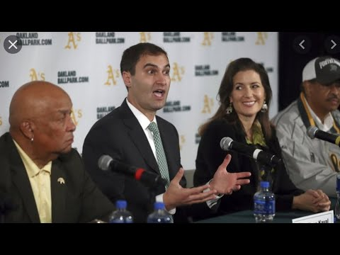 Oakland A's President Dava Kaval's Las Vegas Tweet Leaves Howard Terminal Question - Vlog