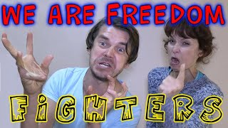 🇺🇸🇷🇺 #3 Are we freedom fighters…?