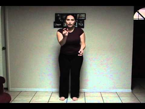 Belly Dancing Moves Belly Dance Reverse Figure Eight Moves