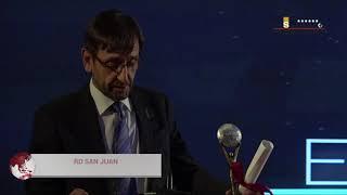 RD San Juan, Premio Nacional El Suplemento 2018 en Gestión Medioambiental