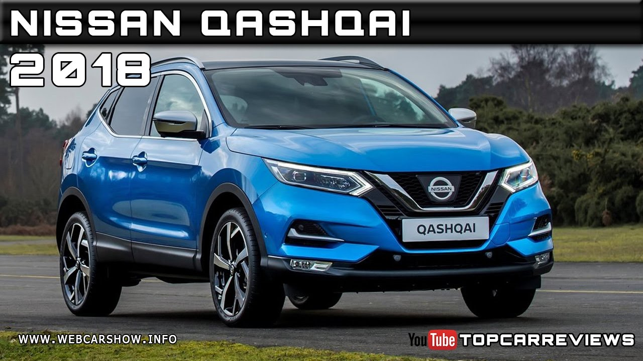 2018 nissan qashqai review rendered price specs release date youtube. Black Bedroom Furniture Sets. Home Design Ideas