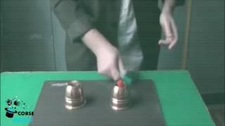 Les gobelets magiques