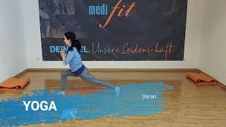 Yoga - Workout für zu Hause -  35min