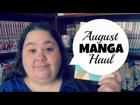 AUGUST MANGA HAUL | Kodansha Sale + More