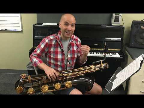 Morgan Bari Saxophone Mouthpiece review