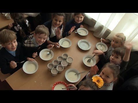 Чим годують учнів у шкільних їдальнях Житомира- Житомир...