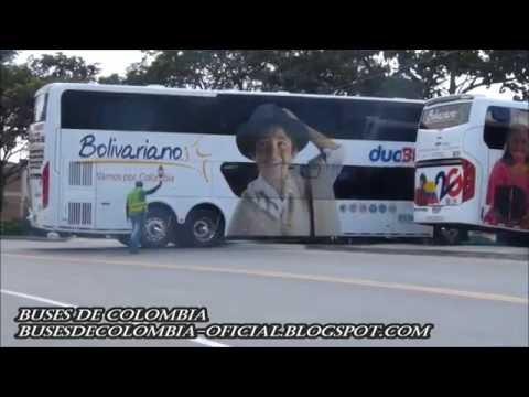 Expreso bolivariano 21405 DUO BUS