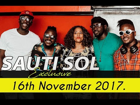 SAUTI SOL. 10 MIN EXCLUSIVE ON THE HIT SELECTOR
