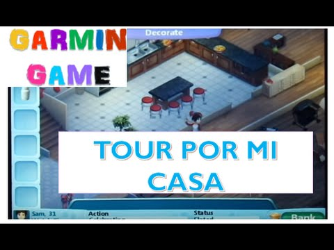 Tour por mi casa virtual families 2 espa ol youtube - Mi casa virtual ...