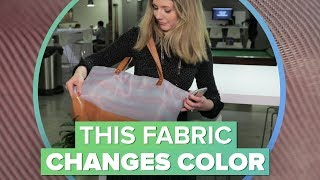 Change the color of your clothes with an app