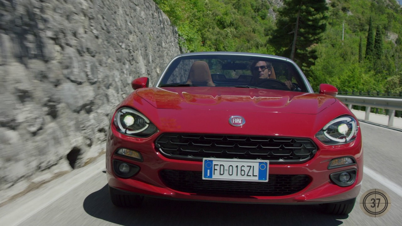 50 years of journey - Fiat 124 Spider