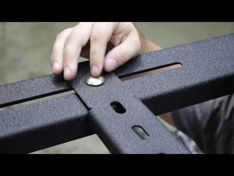 How to Install the Fisbhone Offroad Tackle Rack