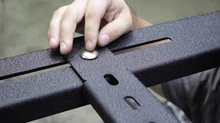 video thumbnail of How to Install the Fisbhone Offroad Tackle Rack