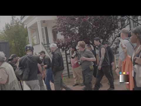 White Supremacists And Antifa Clash And Nsm Arrive
