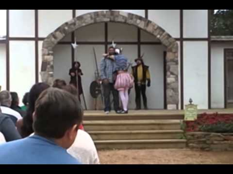 Blunt Force Drama: International Combat Tournament - Texas Renaissance Festival 2014