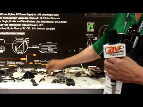 InfoComm 2014: Infrared Resources Explains its Universal Repeater Kits
