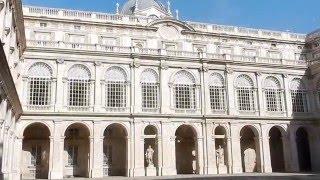 Королевский дворец в Мадриде Испания(Королевский дворец в Мадриде Испания., 2016-02-15T19:42:39.000Z)