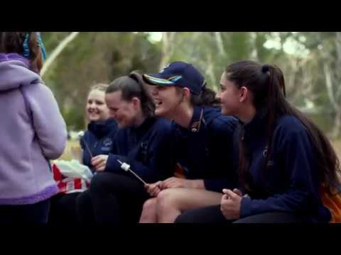 Girl Guides Australia: Girls Only Space
