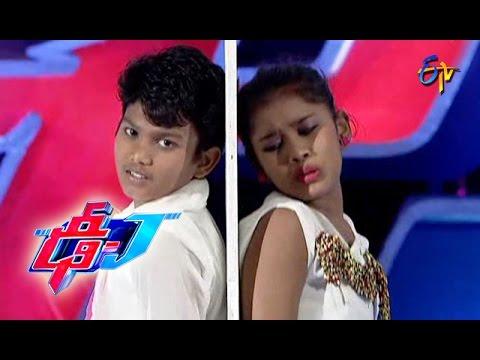 Atu Nuvve Itu Nuvve Song - Varshini Performance - 34 - Dhee Juniors - ETV Telugu