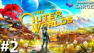 The Outer Worlds PL (XONE X gameplay 2/?) - ADA i Reed Tobson